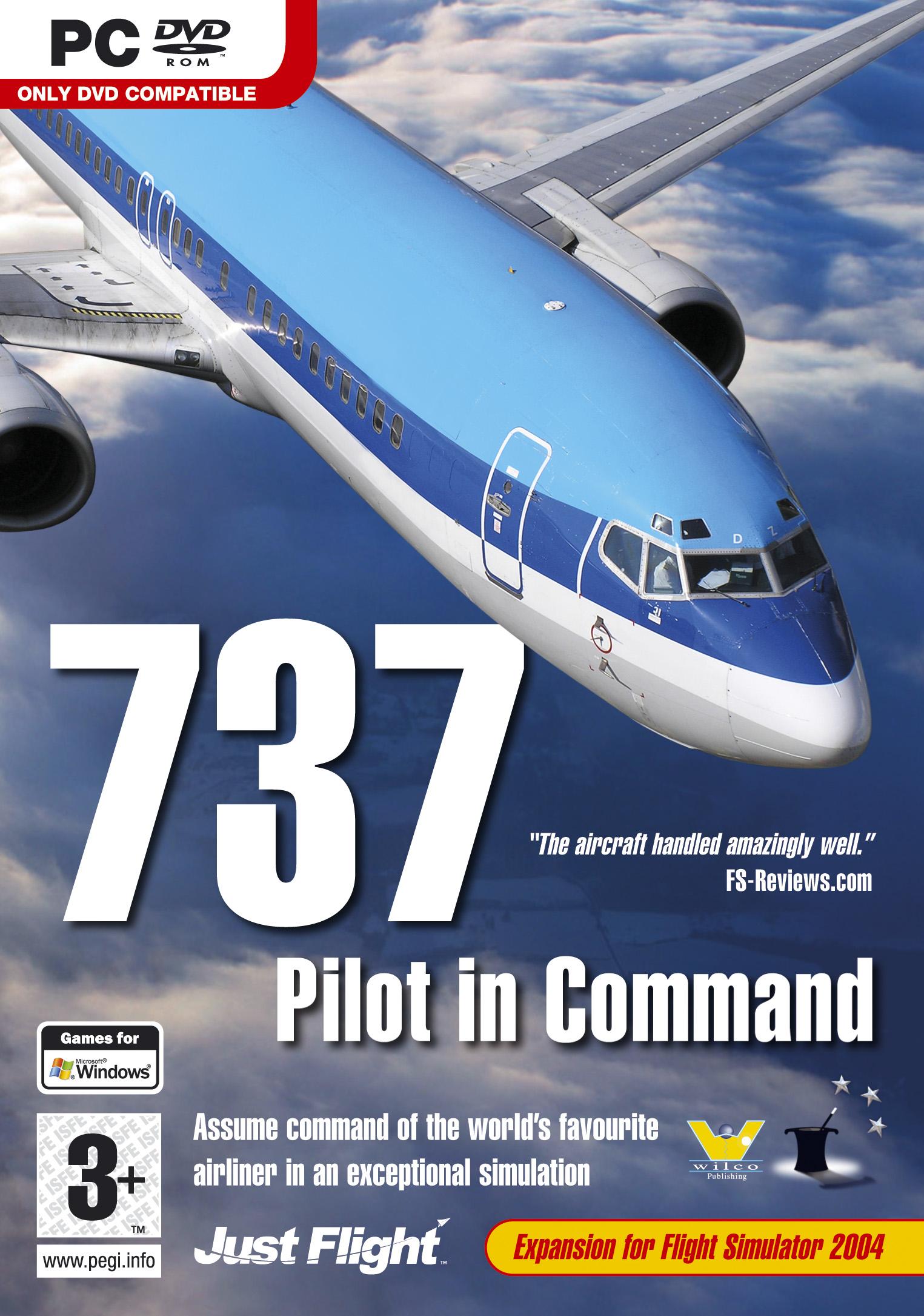 Flight Simulator Boeing 737 Pilot In Command