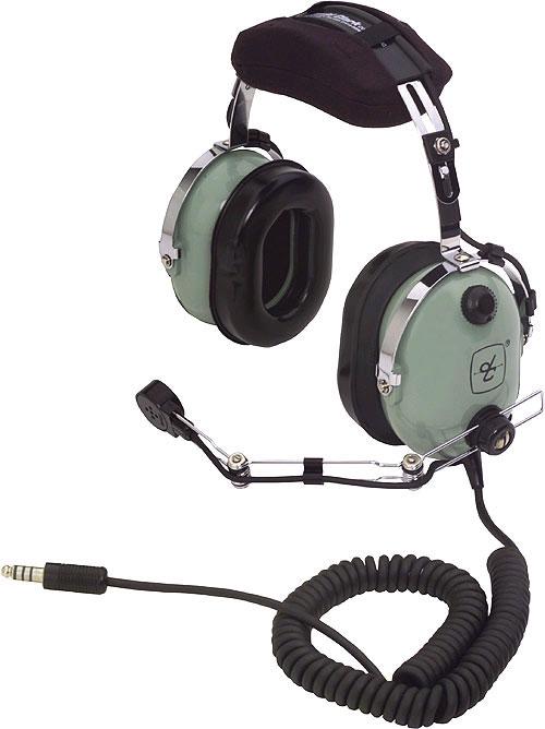 david clark h10 56 helicopter passive headset. Black Bedroom Furniture Sets. Home Design Ideas