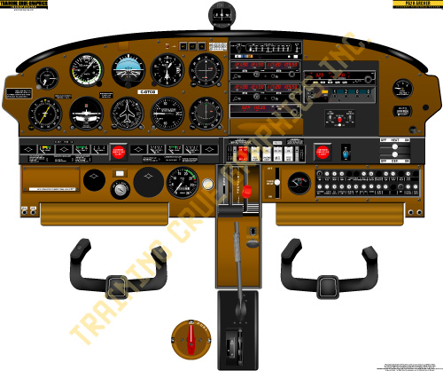 TC Piper PA28 Archer lr piper pa28 archer cockpit poster  at mifinder.co