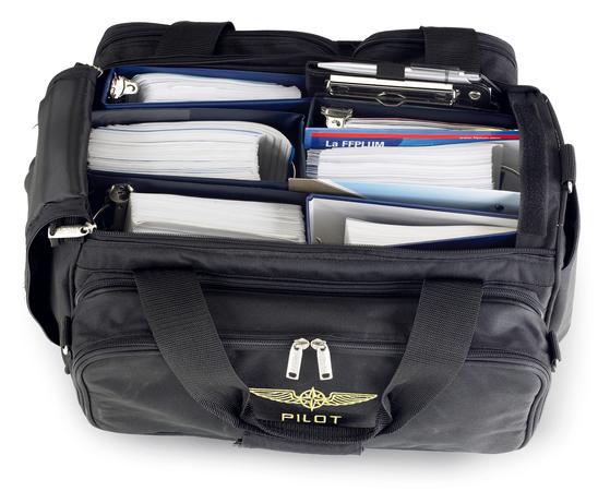 Design 4 Pilots Weekend Flight Bag